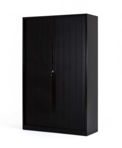 armoire basse steelcase gris 120x108 occasion. Black Bedroom Furniture Sets. Home Design Ideas