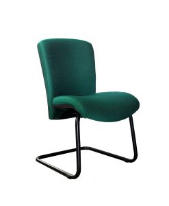TOCHV01_Chaise visiteur vert occasion