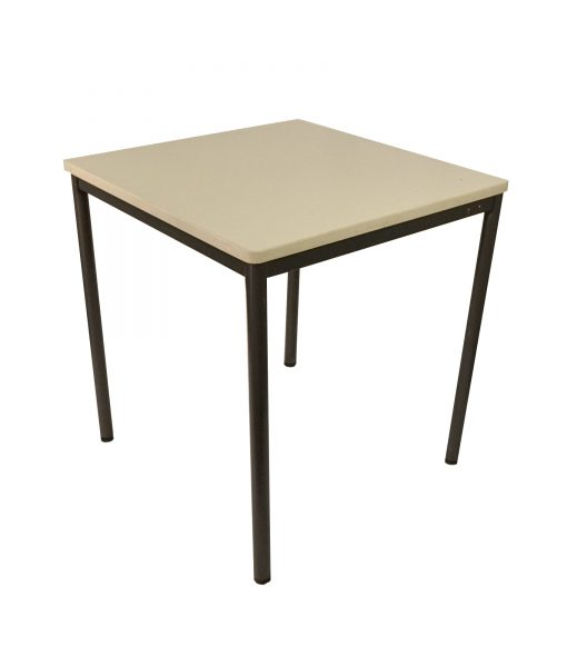 TOTAW02_Table d'appoint carré BLANC