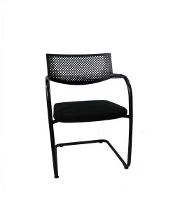 TOCHN06_Chaise Vitra noir design