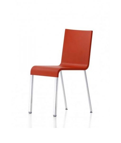 TOCHR03_Chaise vitra pas cher rouge – Occasion