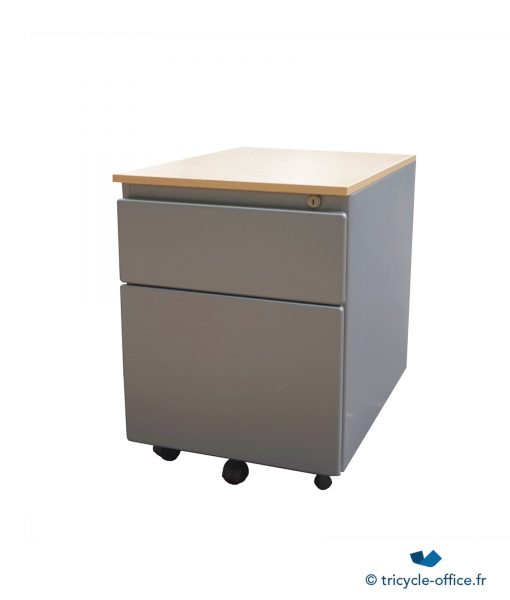 TOCAG02_Caisson bureau STEELCASE Occasion_2
