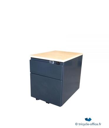 caisson de bureau gris anthracite occasion tricycle office. Black Bedroom Furniture Sets. Home Design Ideas