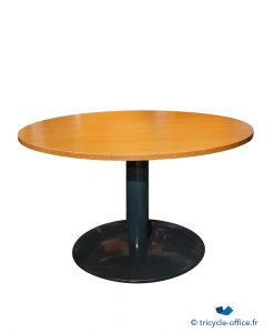 Table ronde merisier 120 occasion