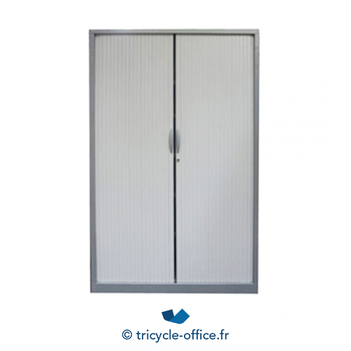 Armoire Metallique Majencia Gris Occasion Tricycle Office