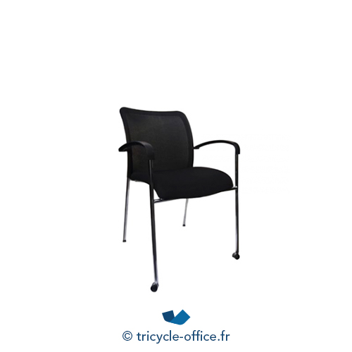 Tricycle Office Mobilier Bureau Occasion Chaise Dauphin à Roulettes 1