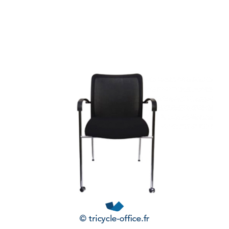 Tricycle Office Mobilier Bureau Occasion Chaise Dauphin à Roulettes 2
