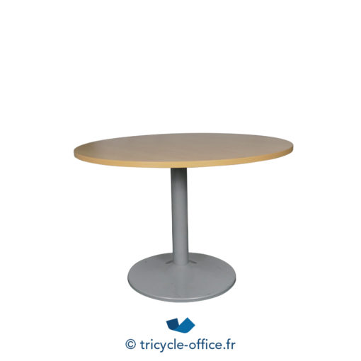 Tricycle Office Mobilier Bureau Occasion Table Ronde Steelcase 1