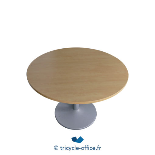 Tricycle Office Mobilier Bureau Occasion Table Ronde Steelcase 2