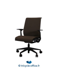 Tricycle Office Mobilier Bureau Occasion Fauteuil De Bureau Think Steelcase Vert Kaki (3)