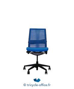 Tricycle Office Mobilier Bureau Occasion Fauteuil De Bureau Think Bleu Turquoise(2)