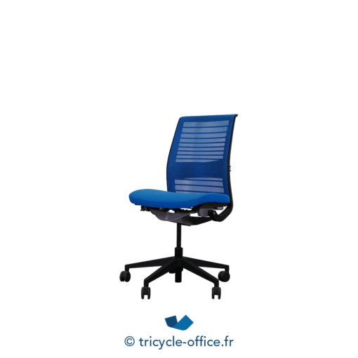Tricycle Office Mobilier Bureau Occasion Fauteuil De Bureau Think Bleu Turquoise(3)