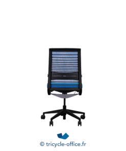 Tricycle Office Mobilier Bureau Occasion Fauteuil De Bureau Think Bleu Turquoise(4)