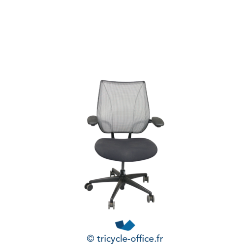 Tricycle Office Mobilier Bureau Occasion Fauteuil De Bureau Liberty Humanscale Anthracite 1