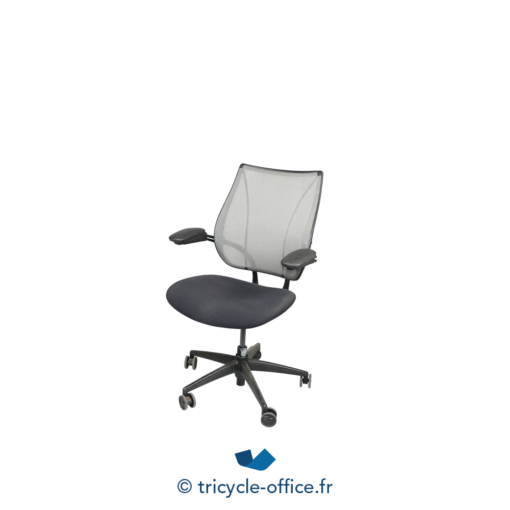 Tricycle Office Mobilier Bureau Occasion Fauteuil De Bureau Liberty Humanscale Anthracite 2