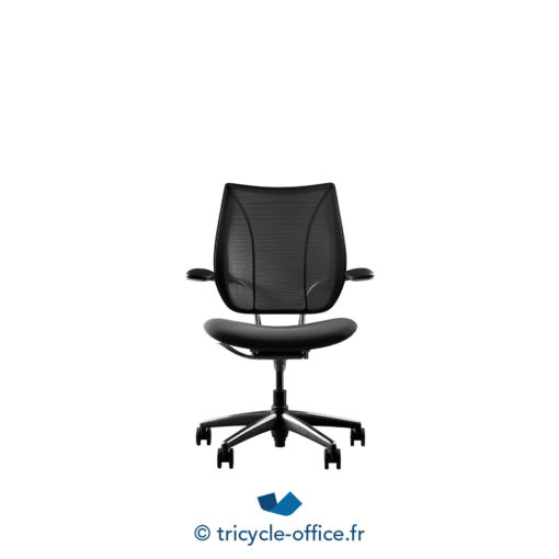 Tricycle Office Mobilier Bureau Occasion Fauteuil De Bureau Liberty Humanscale Noir (2)