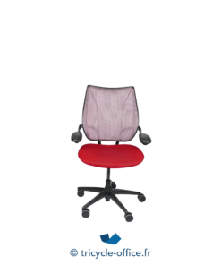 Tricycle Office Mobilier Bureau Occasion Fauteuil De Bureau Liberty Humanscale Rouge