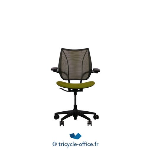 Tricycle Office Mobilier Bureau Occasion Fauteuil De Bureau Liberty Humanscale Vert