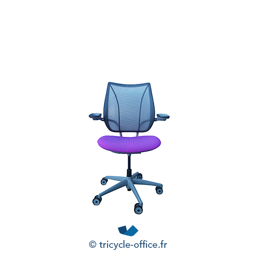Tricycle Office Mobilier Bureau Occasion Fauteuil De Bureau Liberty Humanscale Violet 1