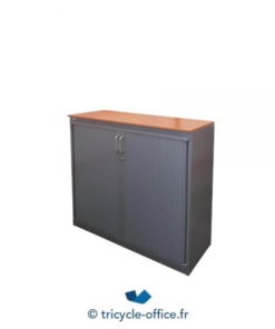 Tricycle Office Mobilier Bureau Occasion Armoire Basse Top En Bois