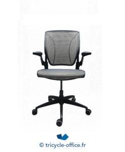 TOFAG03_Fauteuil Humanscale gris_Tricycle Office_pas cher