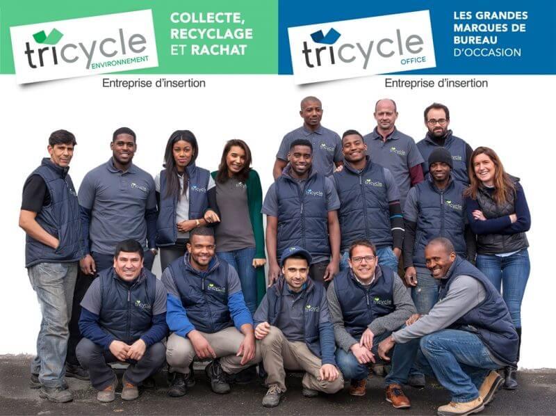 Mobilier de bureau d'occasion à Bordeaux