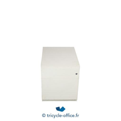 Tricycle Office Mobilier Bureau Occasion Caisson De Bureau Blanc 1