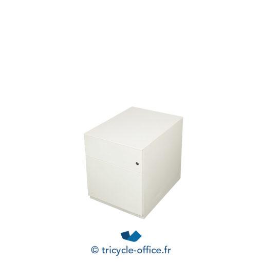 Tricycle Office Mobilier Bureau Occasion Caisson De Bureau Blanc 2