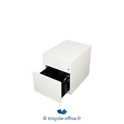 Tricycle Office Mobilier Bureau Occasion Caisson De Bureau Blanc 3