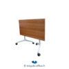 Tricycle Office Mobilier Bureau Occasion Table Pliante Avec Plateau Bois 135 Cm (3)