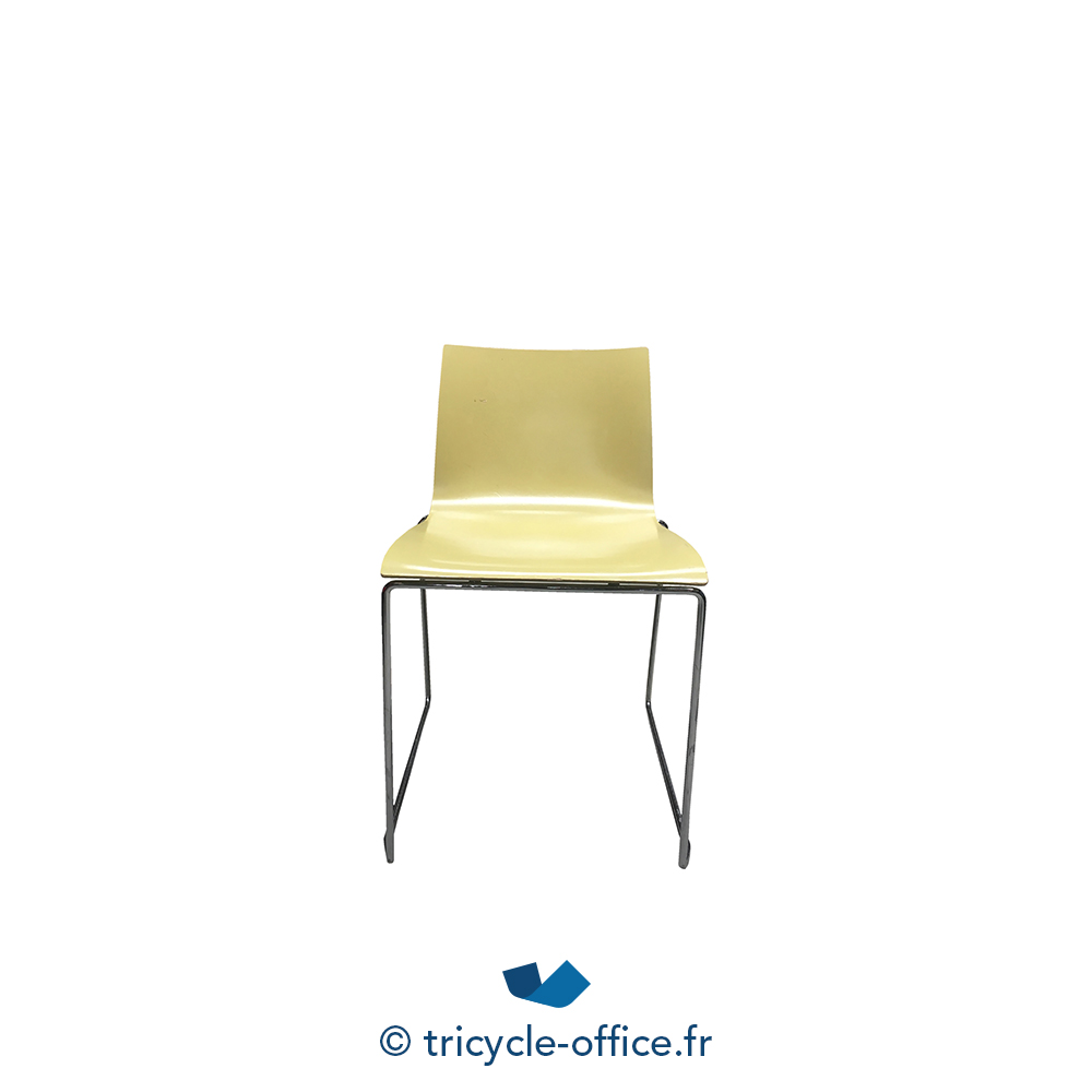 Chaise de restauration empilable occasion tricycle office - Chaise empilable pas cher ...