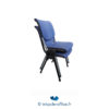 Tricycle Office Mobilier Bureau Occasion Chaise Empilable Bleue (1)