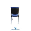 Tricycle Office Mobilier Bureau Occasion Chaise Empilable Bleue (3)