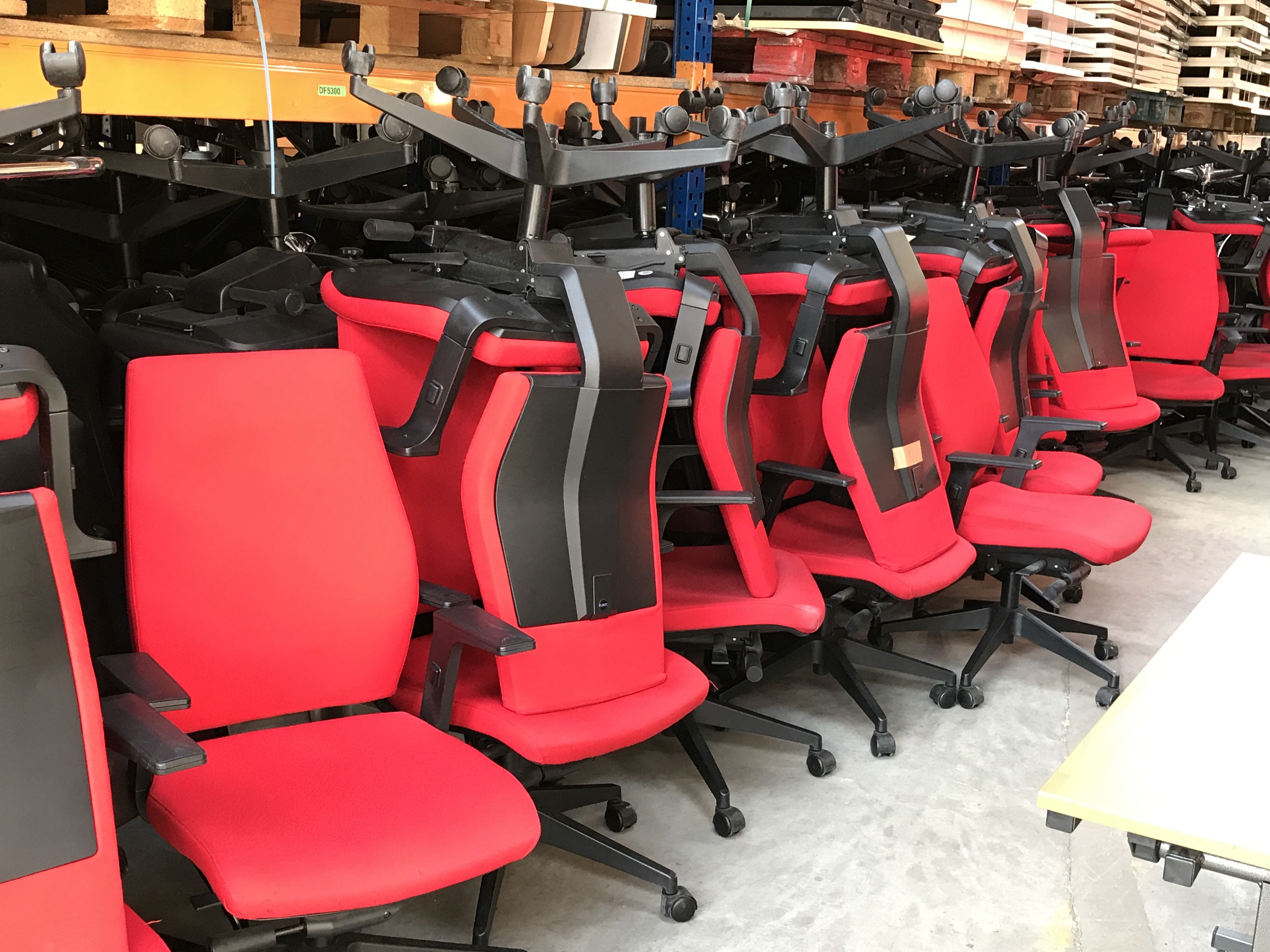 Tricycle office mobilier bureau occasion fauteuil de bureau