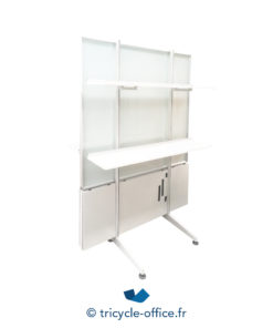 Tricycle Office Mobilier Bureau Occasion Cloison Freewall Steelcase 1