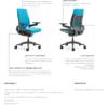 Tricycle Office Mobilier Bureau Occasion Fauteuil De Bureau Gesture Steelcase (2)