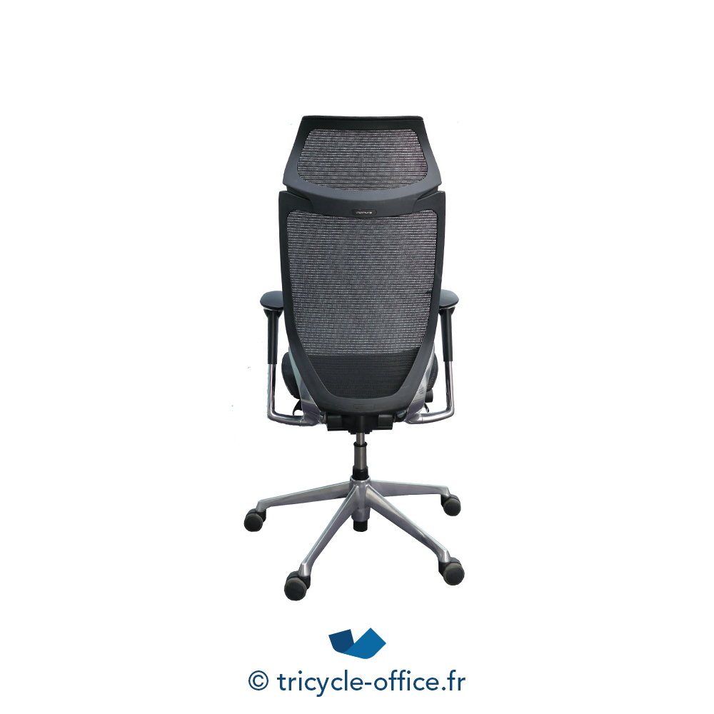 Fauteuil de bureau avec t ti re okamura occasion tricycle office - Fauteuil bureau occasion ...