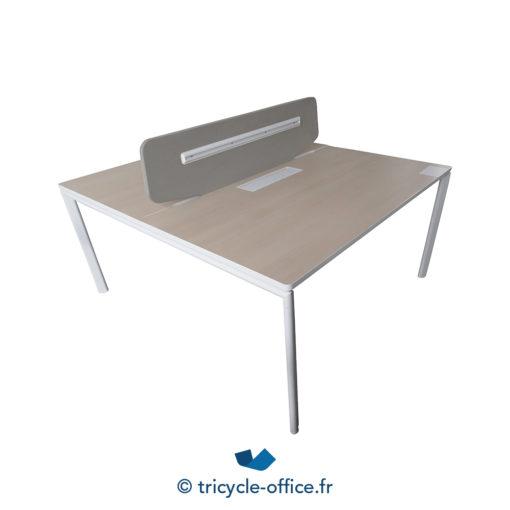 Tricycle Office Mobilier Bureau Occasion Bench En 140 Pour 2 Personnes 1