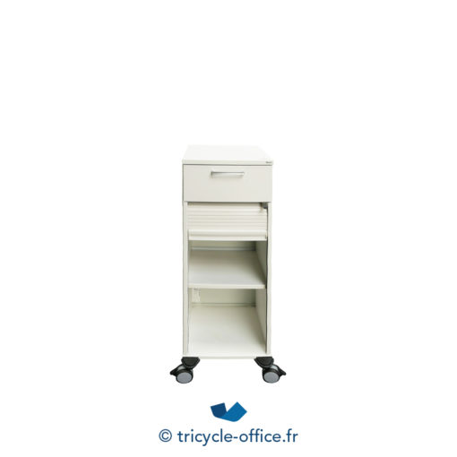 Tricycle Office Mobilier Bureau Occasion Caisson Mobile Kinnarps 1