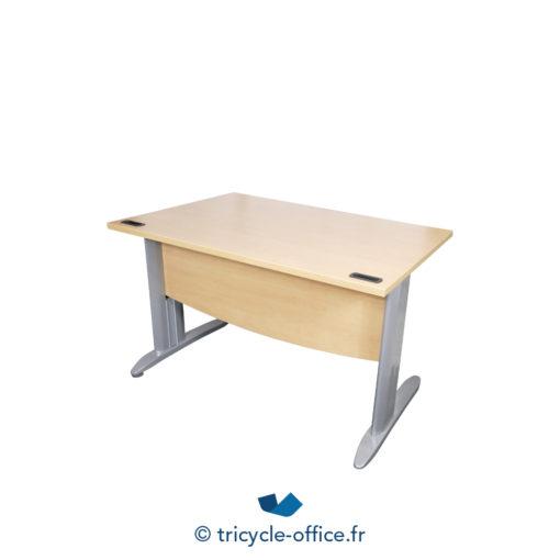 Tricycle Office Mobilier Bureau Occasion Petit Bureau Plateau En Bois 1
