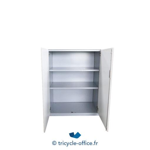 Tricycle Office Mobilier Bureau Occasion Armoire Mi Haute Porte Battantes 3