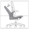 Neos Wilkhahn Notice Tricycle Office Mobilier Bureau Occasion