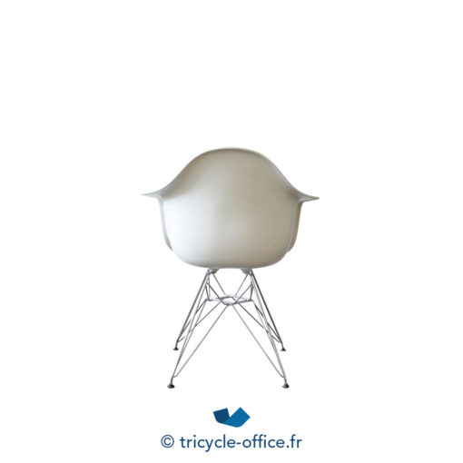 Tricycle Office Mobilier Bureau Occasion Chaise Coque Dsr Eames Vitra 3