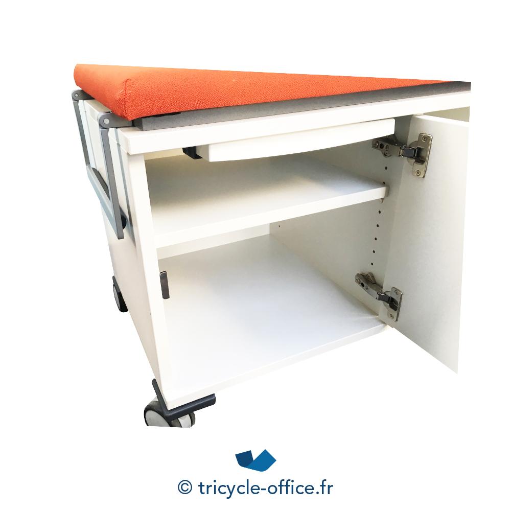Mettre Des Roulettes Sous Une Table caisson mobile à roulettes - occasion