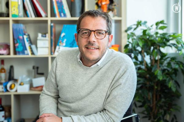Tricycle Office Xavier Porchier Fondateur