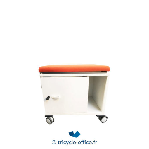 Tricycle Office Mobilier Bureau Occasion Caisson Mobile A Roulettes 1