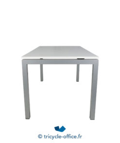 Tricycle Office Mobilier Bureau Occasion Bureau Droit Blanc 3