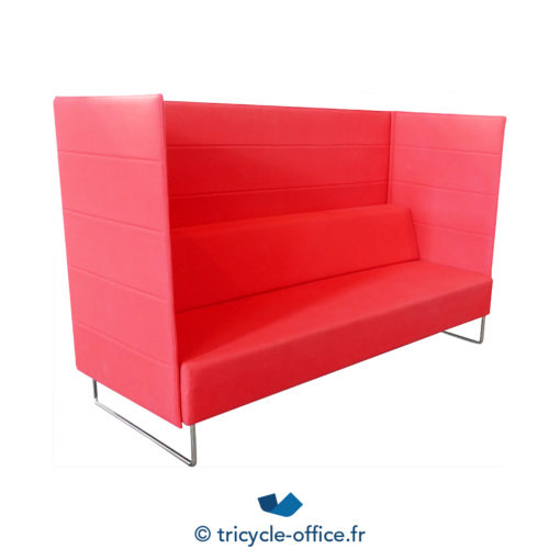 Tricycle Office Mobilier Bureau Occasion Canape Phonique 3 Places 2