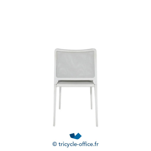 Tricycle Office Mobilier Bureau Occasion Chaise Coque Blanc 3