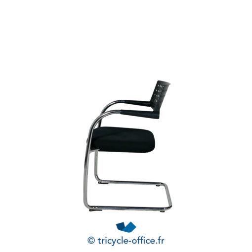 Tricycle Office Mobilier Bureau Occasion Chaise De Reunion Vis à Vis 2